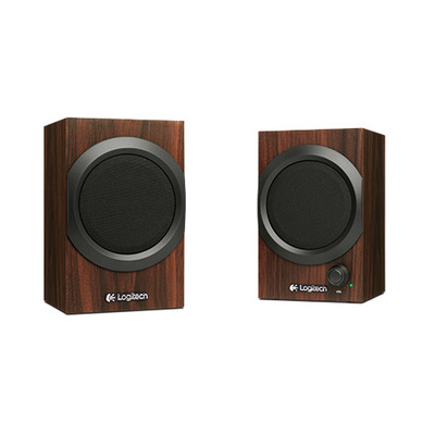 Logitech Speaker: Z240 - Hout