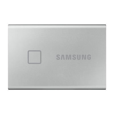 Samsung T7 Touch 1TB - Zilver