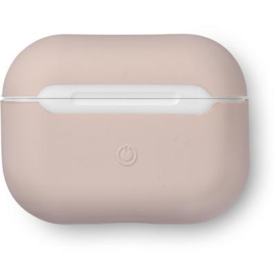 ESTUFF AirPods Pro Silicone Case Koptelefoon accessoire - Roze