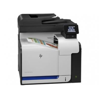 Hp LaserJet Color Pro M570dn MFP multifunctional - Zwart, Cyaan, Magenta, Geel