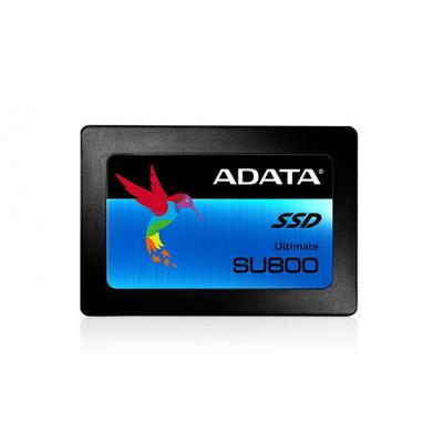 Adata SSD: Ultimate SU800 256GB - Zwart