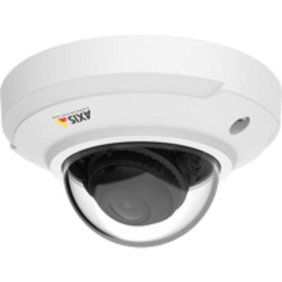 Axis M3044-WV Beveiligingscamera - Wit