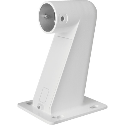 Ernitec Mini Gooseneck mount, White Beveiligingscamera bevestiging & behuizing - Wit
