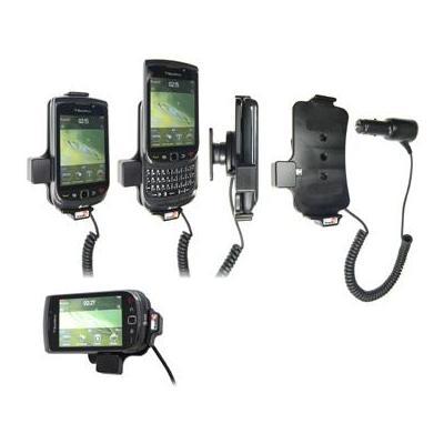 Brodit houder: Active holder with cig-plug, BlackBerry Torch 9800 - Zwart