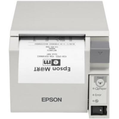 Epson pos bonprinter: TM-T70II (023A1) - Zwart