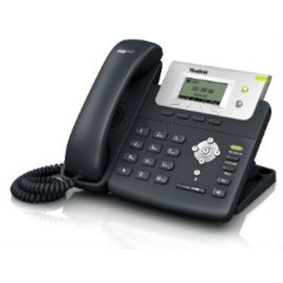 Yealink ip telefoon: SIP-T21P - Zwart