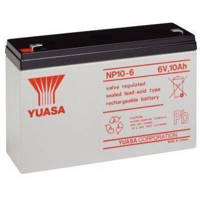 CoreParts MBXLDAD-BA037 UPS batterij - Zwart,Zilver