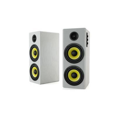 Thonet & vander Speaker: Hoch - Zilver, Geel
