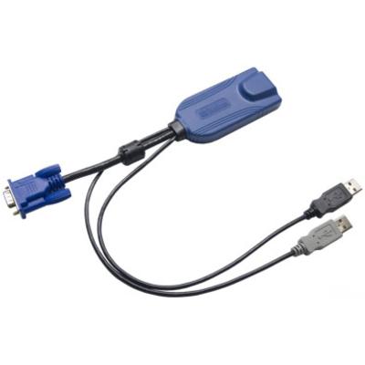 Raritan D2CIM-DVUSB-32PAC KVM kabel - Zwart