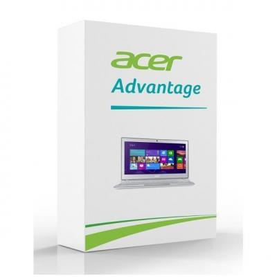 Acer garantie: Advantage warranty extension to 3 years pick up & delivery for Extensa and TravelMate Notebooks and .....