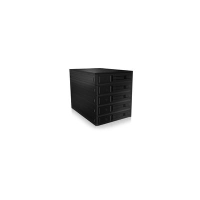 ICY BOX IB-565SSK SAN - Zwart