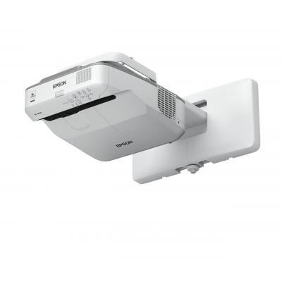 Epson beamer: EB-670 - Grijs, Wit
