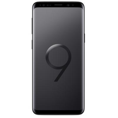 Samsung smartphone: Galaxy S9 64GB Dual SIM Zwart