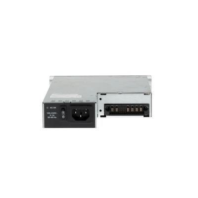Cisco 2911 AC Power Supply with Power Over Ethernet, Spare Power supply unit - Roestvrijstaal