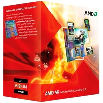 AMD A6-3500 Processor