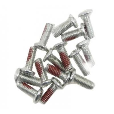 Hp schroef en bout: Screws Kit - Metallic
