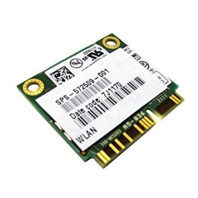 Hp notebook reserve-onderdeel: Wireless Wi-Fi Card - Groen