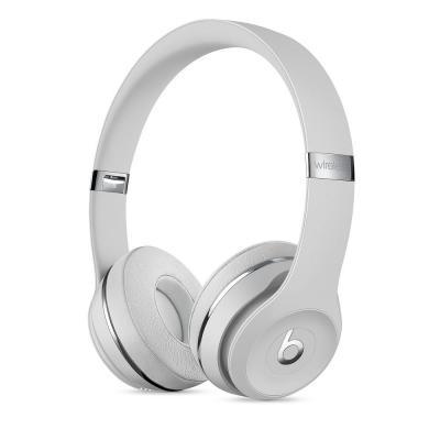 Apple headset: Beats Solo3 - Zilver