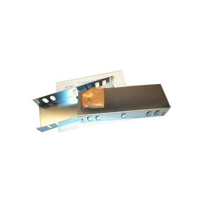 APG Cash Drawer Under-Counter Mounting Brackets Montagekit - Metallic