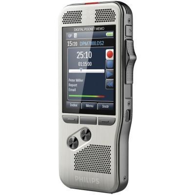 Philips voice recorder: DPM7270 - Zilver