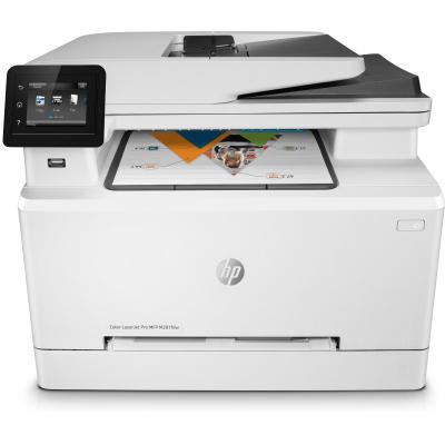 HP Color LaserJet Pro M281fdw multifunctional - Zwart, Cyaan, Magenta, Geel
