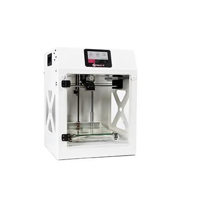 Builder 3D-printer: Premium, Small, Dual-Feed, USB, Wi-Fi, 24 kg - Wit