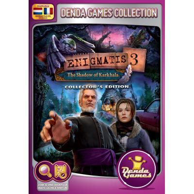Denda game: Enigmatis 3, The Shadow of Karkhala (Collector's Edition)  PC