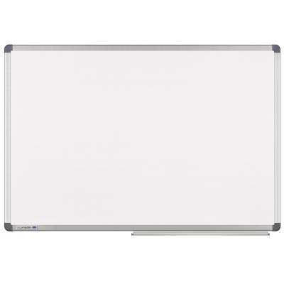 Legamaster 2000x13x1000mm, 15.8kg, White/Grey Whiteboard - Grijs, Wit
