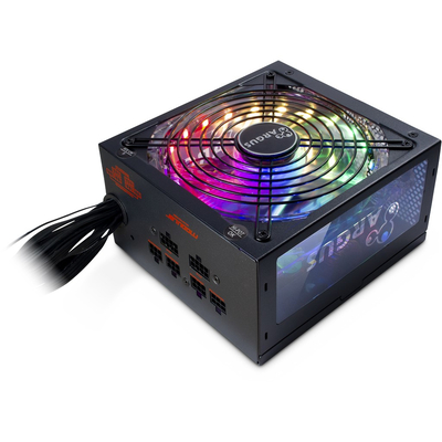 Inter-Tech Argus RGB-650W CM II Power supply unit