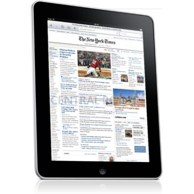 Apple tablet pc: iPad met Wi-Fi 32GB