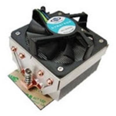 Inter-Tech A5LG Hardware koeling - Zwart