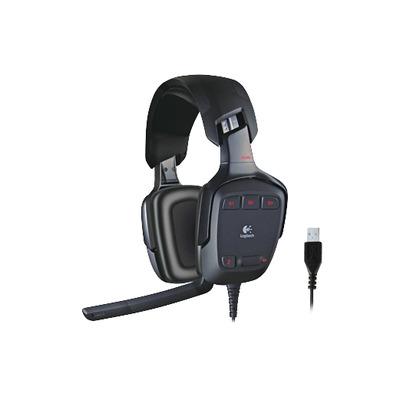 Logitech G G 35 Headset - Zwart