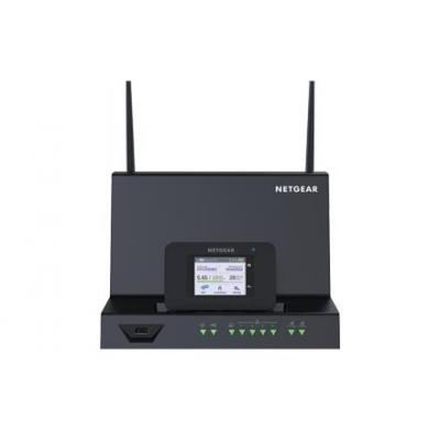 Netgear access point: DC112A - Zwart