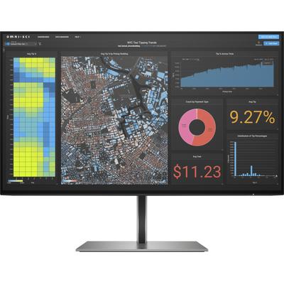 HP Z24f G3 Monitor - Zilver