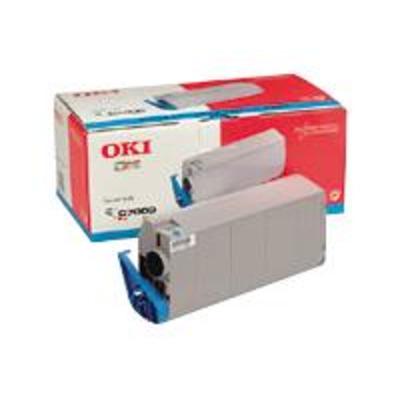 OKI toner: TONER C7100/C7300/C7500 CYAAN