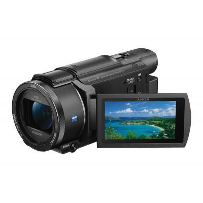 Sony digitale videocamera: FDR-AX53 - Zwart