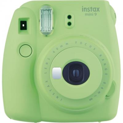 Fujifilm direct klaar camera: Instax Mini 9 + 10 instant picture film - Groen
