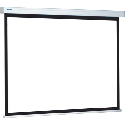 Projecta projectiescherm: Compact Electrol 153x200 Matte White S