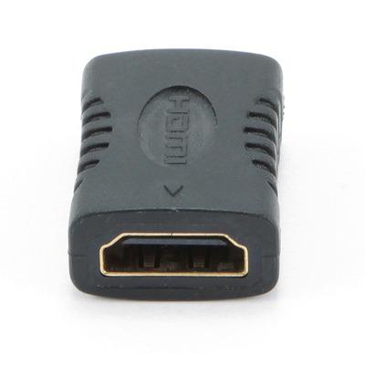 Gembird kabel adapter: HDMI koppelstuk - Zwart