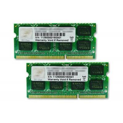 G.Skill F3-1600C10D-16GSQ RAM-geheugen