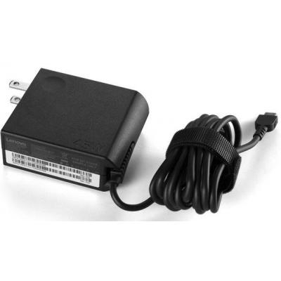 Lenovo netvoeding: USB-C 45W AC Adapter - Zwart