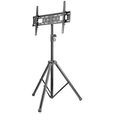 """Manhattan Monitor Tripod Floor Stand, 1 screen, 37-70"""", Vesa 200x200 to 600x400mm, Height 124-188cm, Max 35kg, ....."""