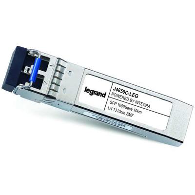 Legrand HP® J4859C compatibele 1000BASE-LX SMF SFP (MINI-GBIC) ontvangstmodule Netwerk tranceiver module - .....