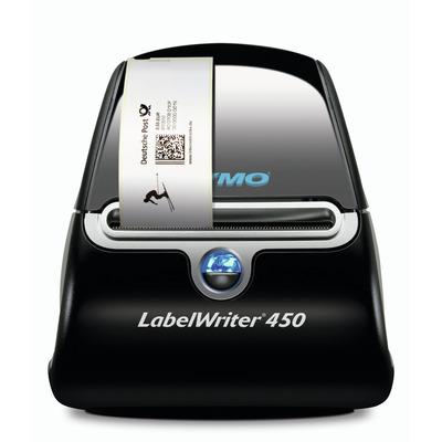 DYMO LabelWriter LabelWriter™ 450 Labelprinter - Zwart,Zilver