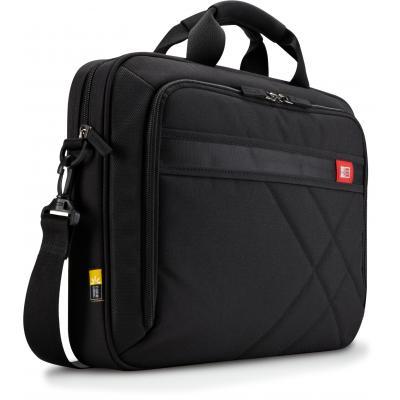 "Case logic laptoptas: 15,6"" Laptop- en tablettas - Zwart"