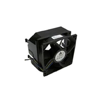 Hp Computerkast onderdeel: Chassis fan assembly - Zwart