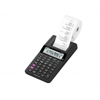 Casio HR-8RCE Calculator - Zwart