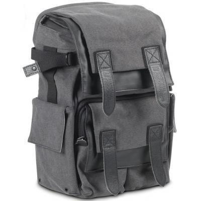 National geographic apparatuurtas: Medium Rucksack For personal gear, DSLR, acc.,15.4'' laptop - Grijs