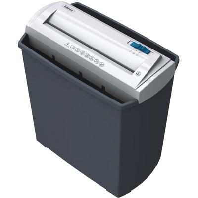 Fellowes Destructeur Powershred P-20 Coupe droite Office Essentials Papierversnipperaar - Grijs,Wit