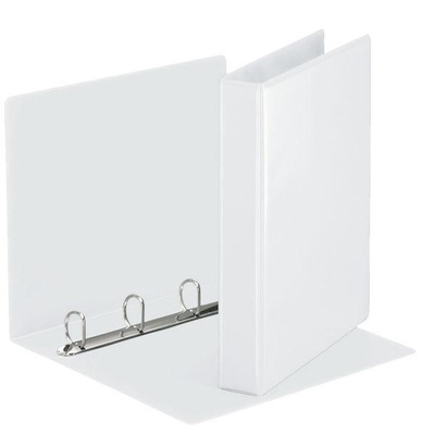 Esselte ringband: Panorama Ring Binders 4 x 30 mm White - Wit